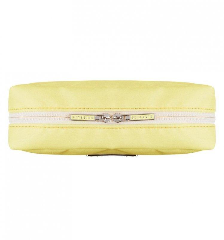 SUITSUIT Make-up Bag Mango Cream cestovní organizér na kosmetiku 20x12x7 cm