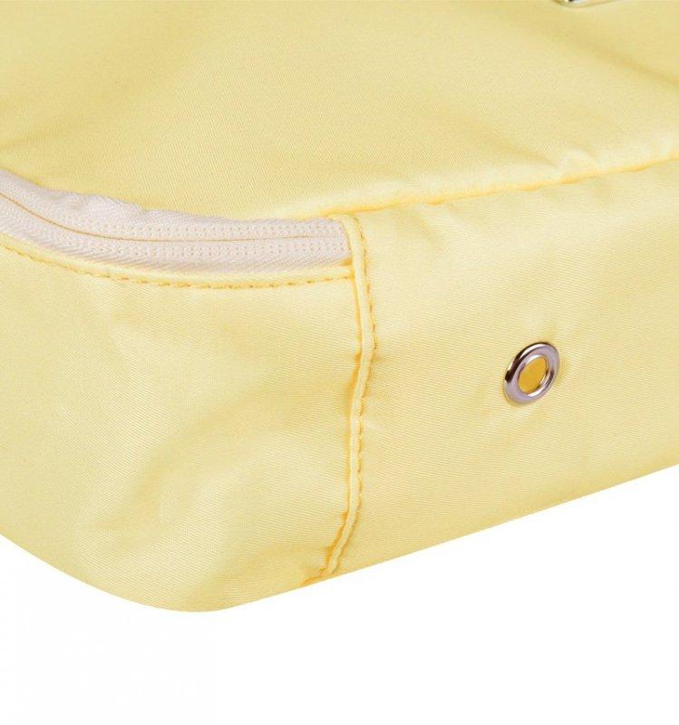 SUITSUIT Packing Cube L Mango Cream cestovní organizér na oblečení 40x33x8 cm