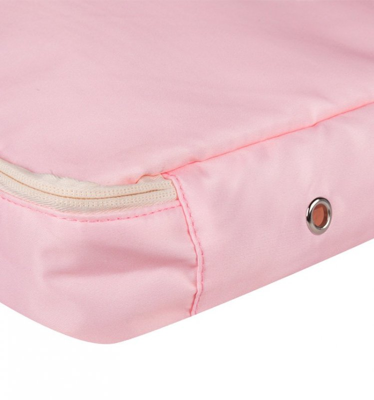 SUITSUIT Packing Cube M Pink Dust cestovní organizér na oblečení 36x23x8 cm
