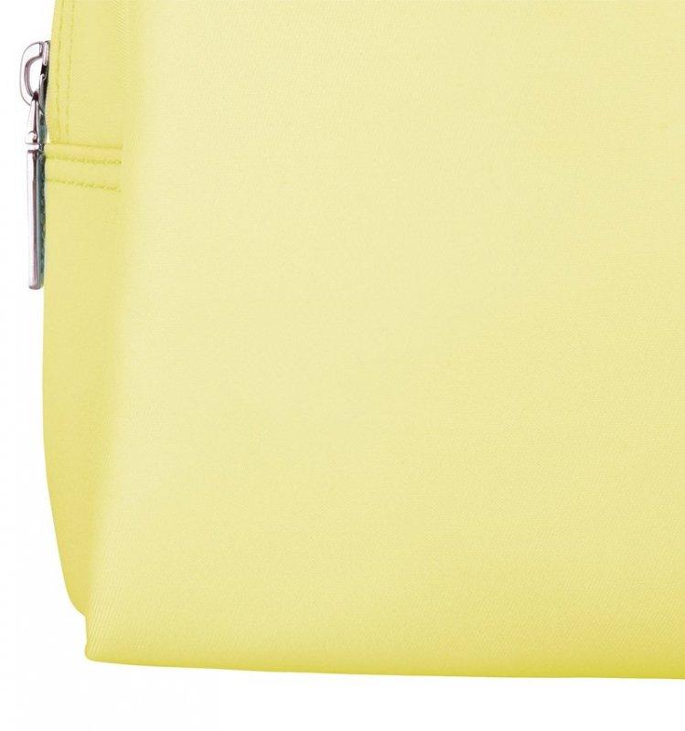 SUITSUIT Toiletry Bag Deluxe Mango Cream cestovní toaletní / kosmetická taška 25x15x8 cm