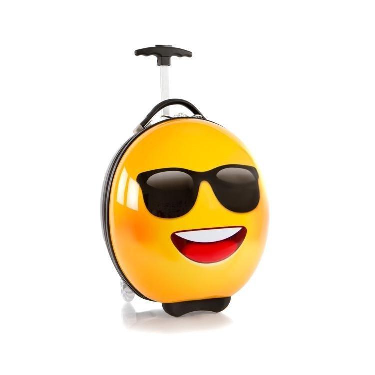 Heys e-Motion Kids Luggage 2w dětský cestovní kufřík 41 cm Sunglasses