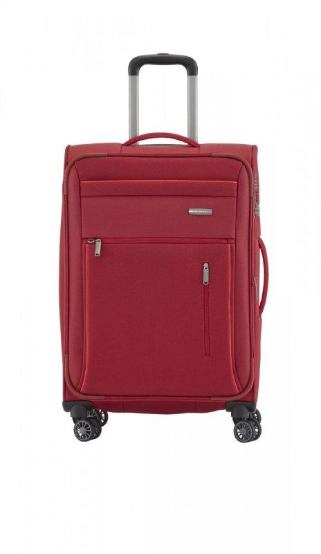 Travelite Capri 4w M Red