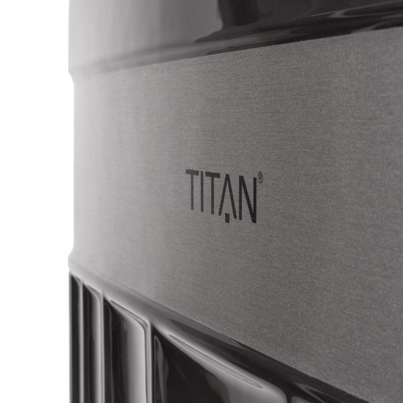 Titan Spotlight Flash 4w L cestovní kufr TSA 76 cm Anthracite