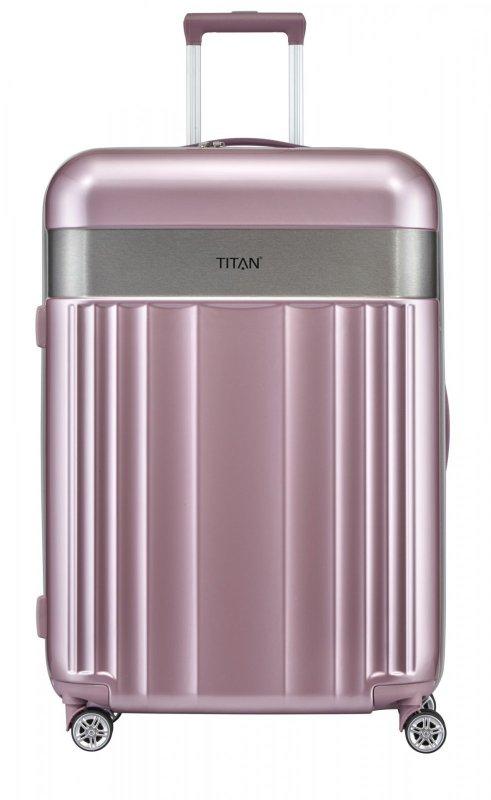 Titan Spotlight Flash 4w L cestovní kufr TSA 76 cm Wild Rose