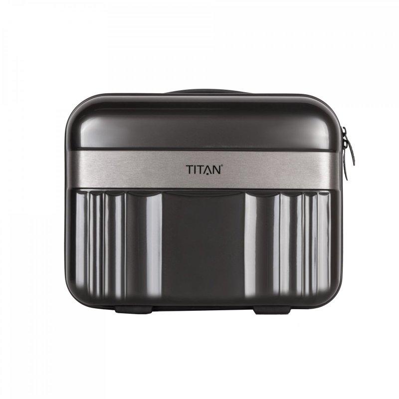 Titan Spotlight Flash Beauty Case kosmetický kufřík 38 cm 21 l Anthracite
