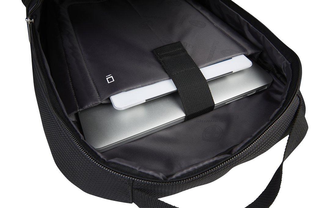 """Ellehammer Bergen batoh na notebook 15,6"""" a tablet 10,2"""" červený"""