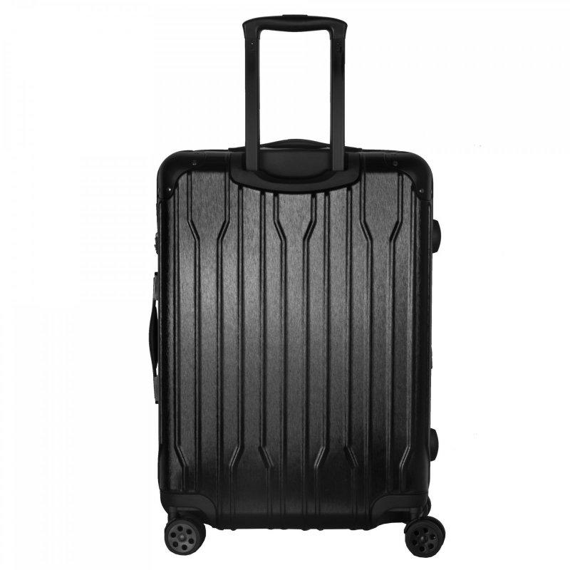 Heys Xtrak M elegantní cestovní kufr TSA 66 cm 92 l Black