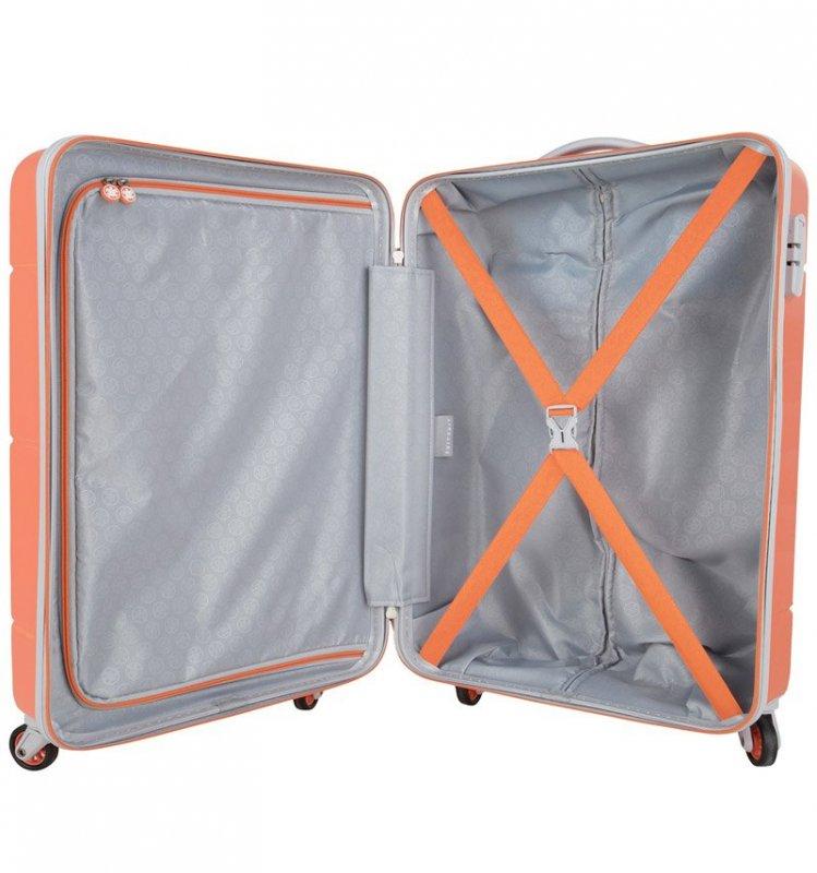 SUITSUIT Caretta Melon sada 3 cestovních kufrů 75/65/55 cm