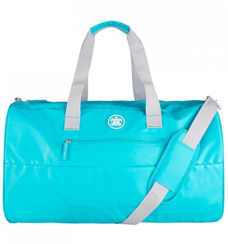 SUITSUIT Caretta Weekender Peppy Blue multifunkční taška 31x54x30 cm, 50 l
