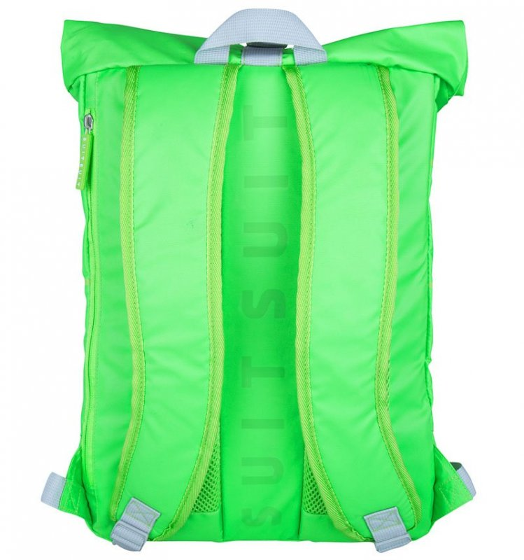 "SUITSUIT Caretta Backpack roll-top batoh na notebook 15"" Active Green 12 l"