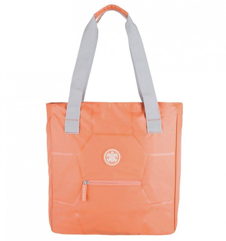 Levně SUITSUIT Caretta Shopping Bag Melon univerzální dámská taška přes rameno 16 l