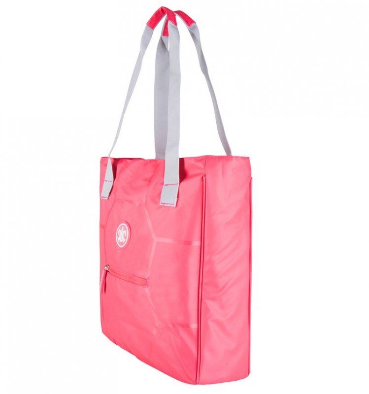 SUITSUIT Caretta Shopping Bag Teaberry univerzální dámská taška přes rameno 16 l