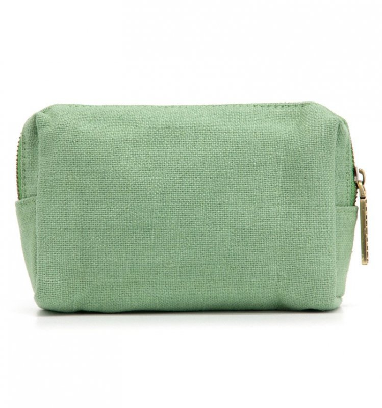 SUITSUIT Make-up Bag Basil Green cestovní organizér na kosmetiku 20x12x7 cm