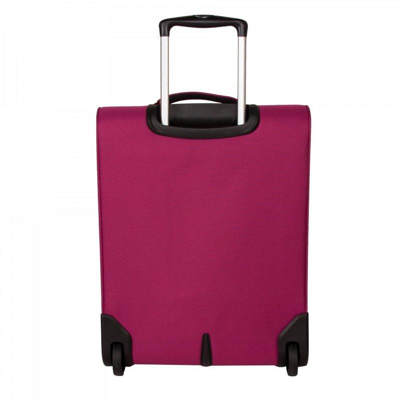 Travelite Cabin 2w S ultralehký palubní kufr 55x40x20 cm 1,9 kg Berry