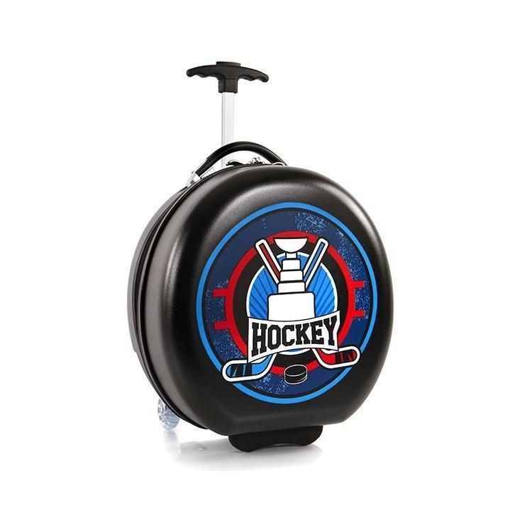 Heys Kids Sports Luggage Hockey detský škrupinový cestovný kufor 41 cm