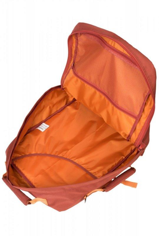 CabinZero Classic 44L Serengeti Sunrise ultra-light palubní batoh-taška 51x36x19 cm