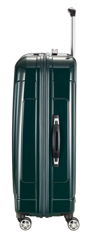 Titan X-ray 4w L Made in Germany cestovní kufr TSA 77 cm 102 l Racing Green