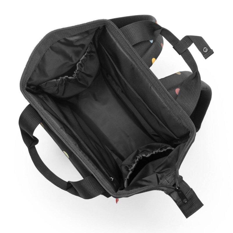 Reisenthel Allrounder R cestovní batoh/taška 12 l Dots