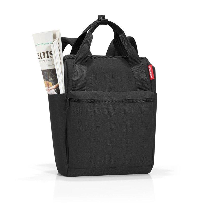 Reisenthel Allrounder R cestovní batoh/taška 12 l Black