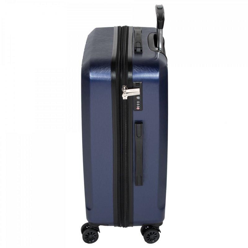 Heys Para-Lite M elegantní cestovní kufr TSA 66 cm 83 l Navy