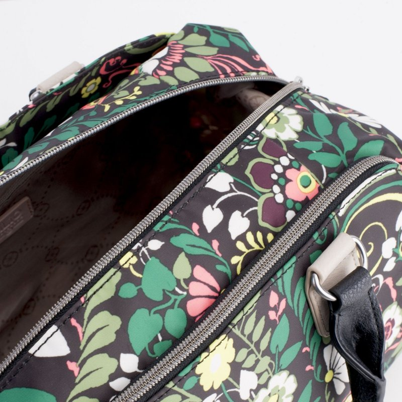 LiLiÓ Morris Garden Handbag kabelka 30x22x14 cm Peacock Green