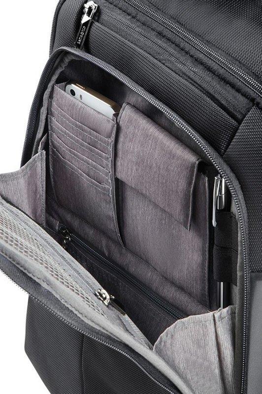 """Samsonite XBR M business batoh na 15.6"""" notebook 22 l černý"""