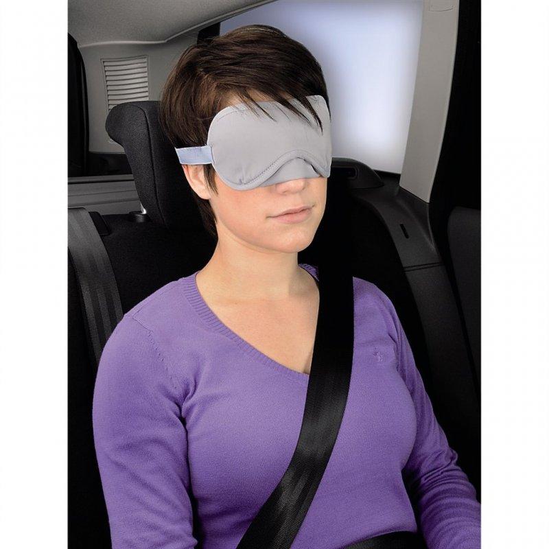 Hama polstrovaná maska na oči + 2 špunty do uší