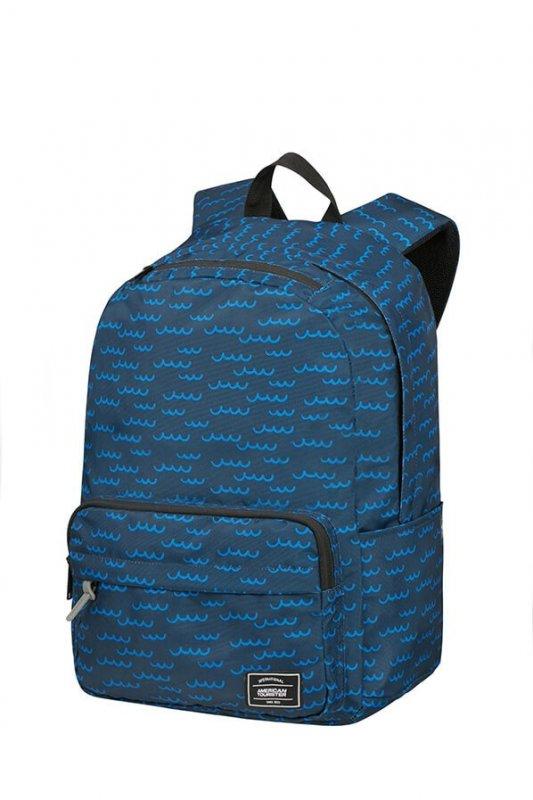 American Tourister UG Lifestyle BP1 volnočasový batoh Blue Ocean 23 l