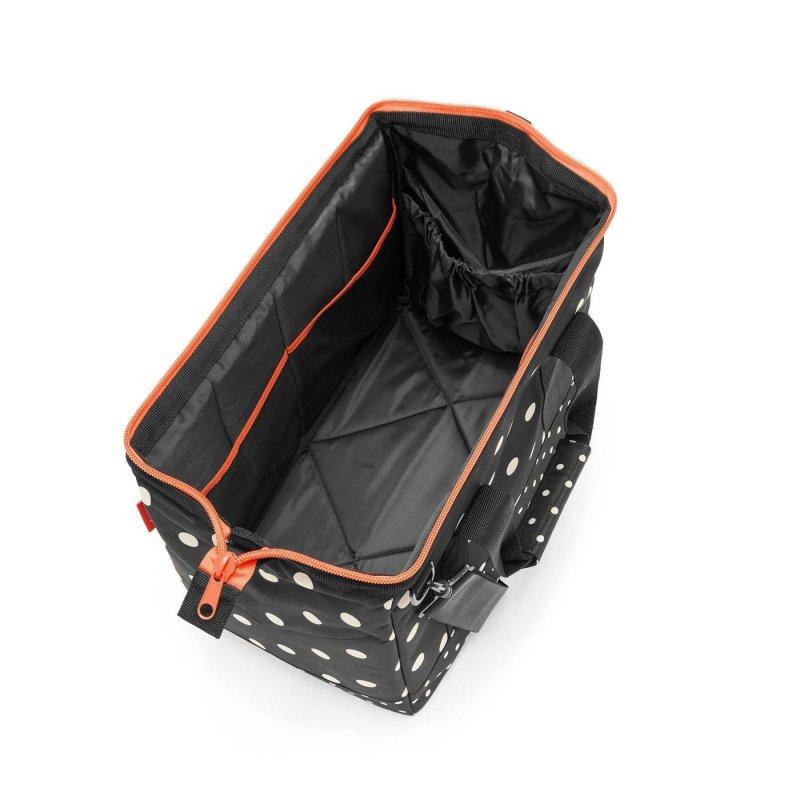 Reisenthel Allrounder M brašna ve tvaru doktorského kufříku 40 cm Mixed Dots