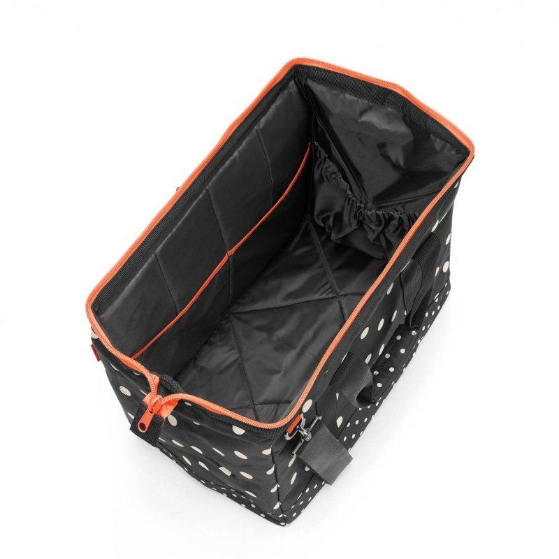 Reisenthel Allrounder L brašna ve tvaru doktorského kufříku 48 cm Mixed Dots