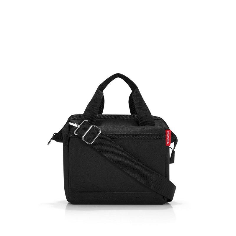 Reisenthel Allrounder Cross malá taška přes rameno 24 cm Black