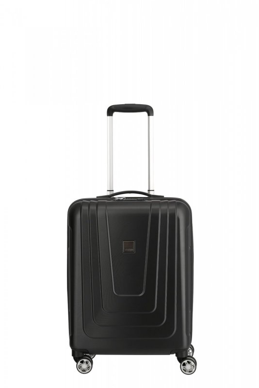 Titan X-ray 4w S Made in Germany palubní kufr TSA 55x40x20 cm 40 l Atomic Black