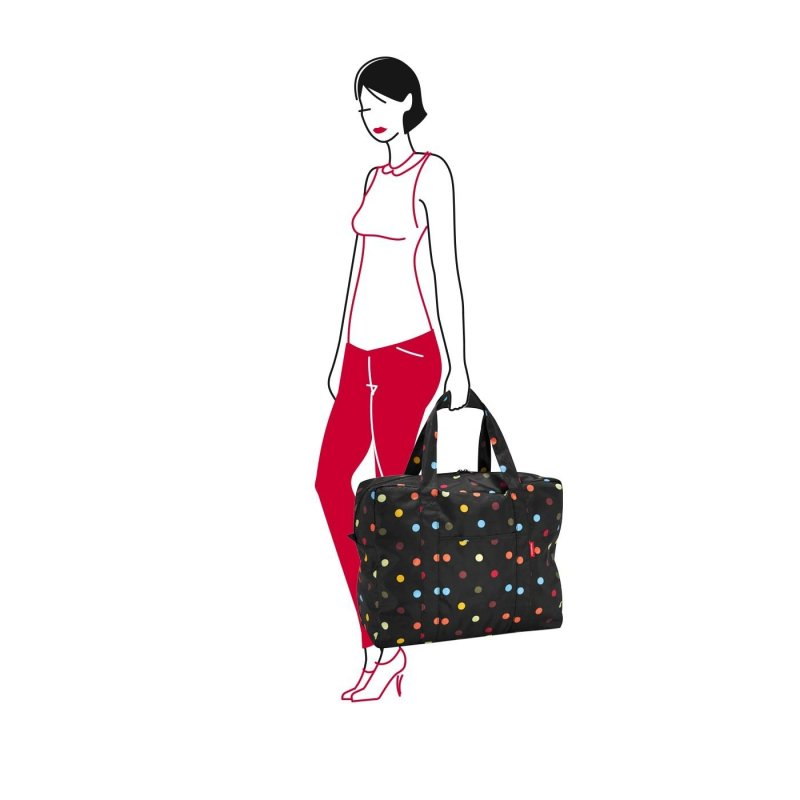 Reisenthel Mini Maxi Touringbag skládací cestovní taška 47,5 cm 40 l Dots