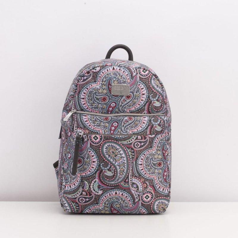 LiLiÓ Paisley Park M Backpack městský dámský batoh 7,1 l Sage