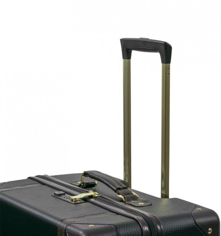 ROCK TR-0193 Vintage L cestovný kufor TSA 78 cm 94 l Cream