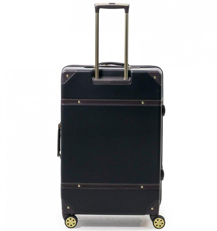 ROCK TR-0193 Vintage M cestovný kufor TSA 68 cm 60 l Navy