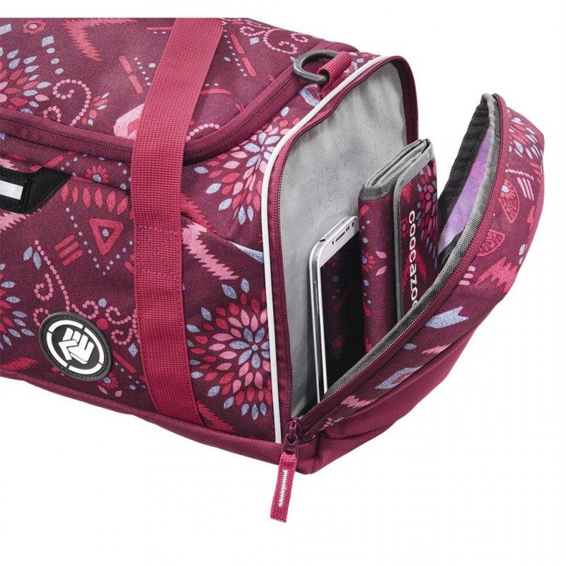 Coocazoo SporterPorter sportovní taška 42 cm 20 l Tribal Melange