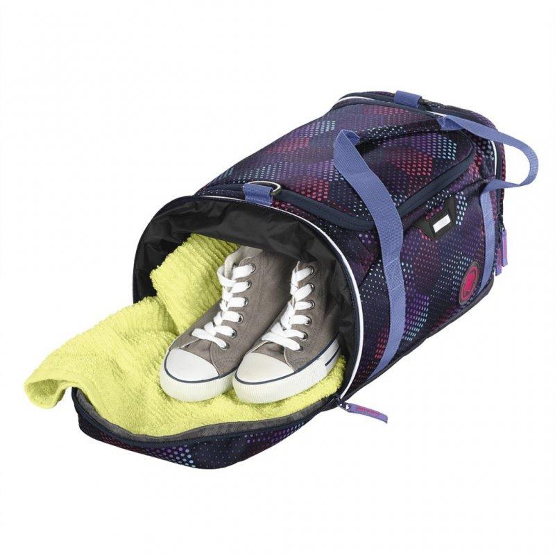 Coocazoo SporterPorter sportovní taška 42 cm 20 l Purple Illusion
