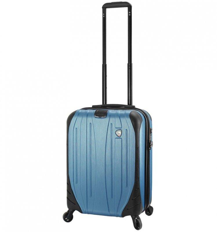 Mia Toro M1525/3-S Ferro palubní kufr TSA 54 cm 37-46 l Slate Blue