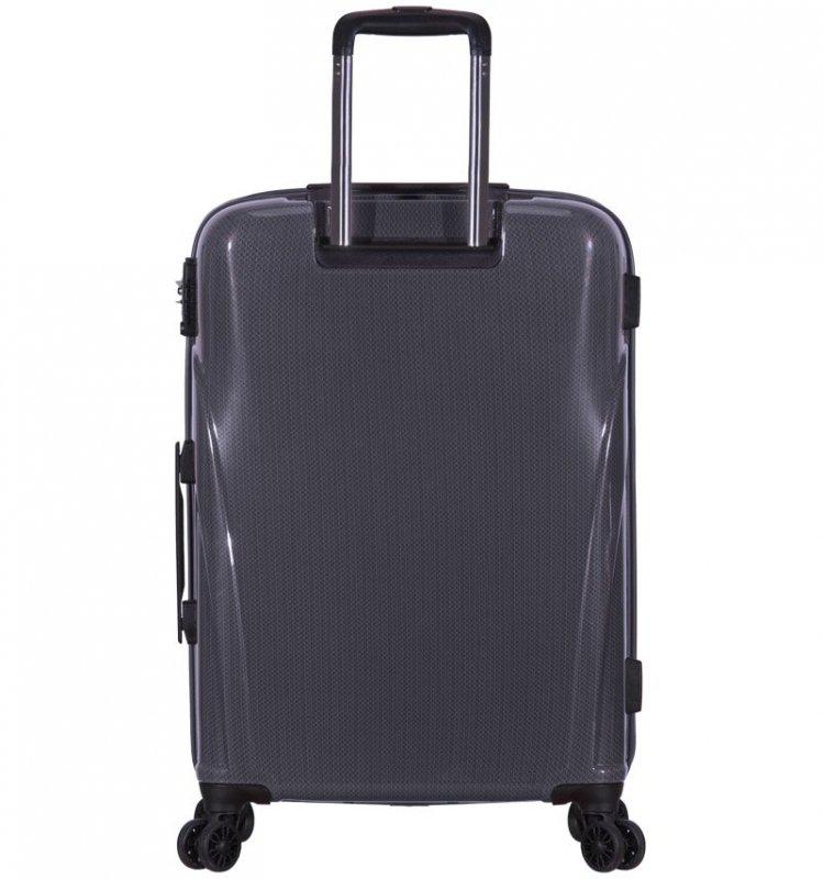 ROCK TR-0180 Jackson M cestovný kufor TSA 67 cm 60 l Charcoal