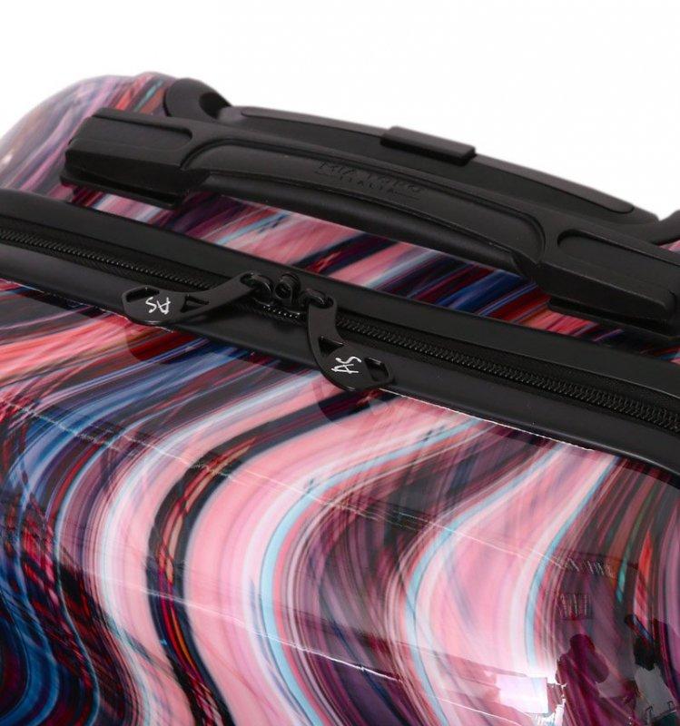 Mia Toro M1360/3-L Adriano cestovní kufr TSA 74 cm 98-123 l