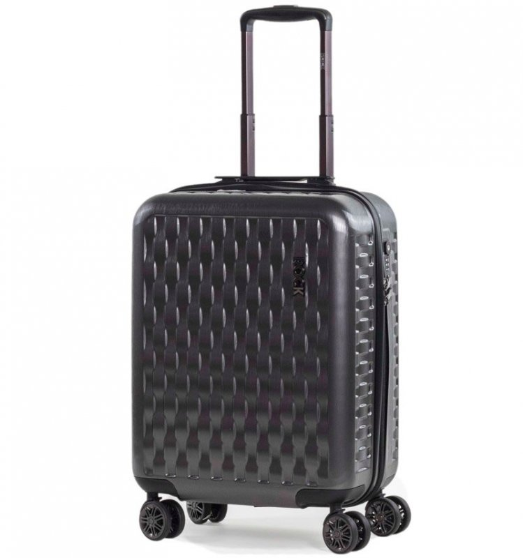 ROCK TR-0192 Allure S palubný kufor do lietadla TSA 56 cm Charcoal