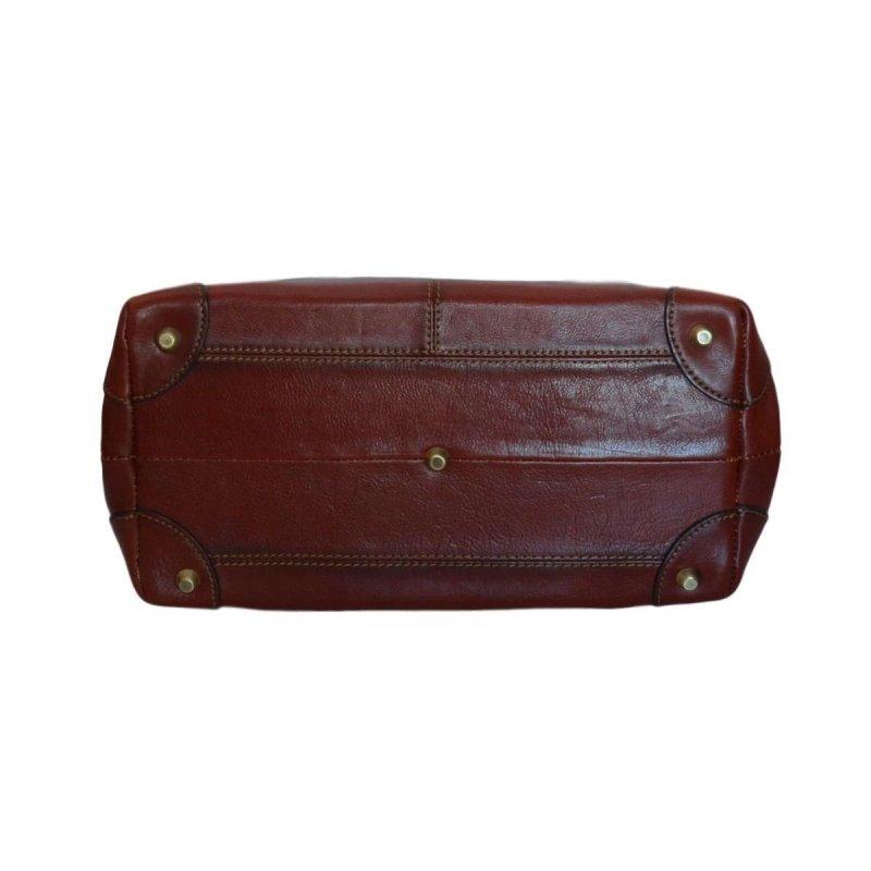 Katana Collet 1150 dámská brašna - doktorský kufřík 39 cm Marron