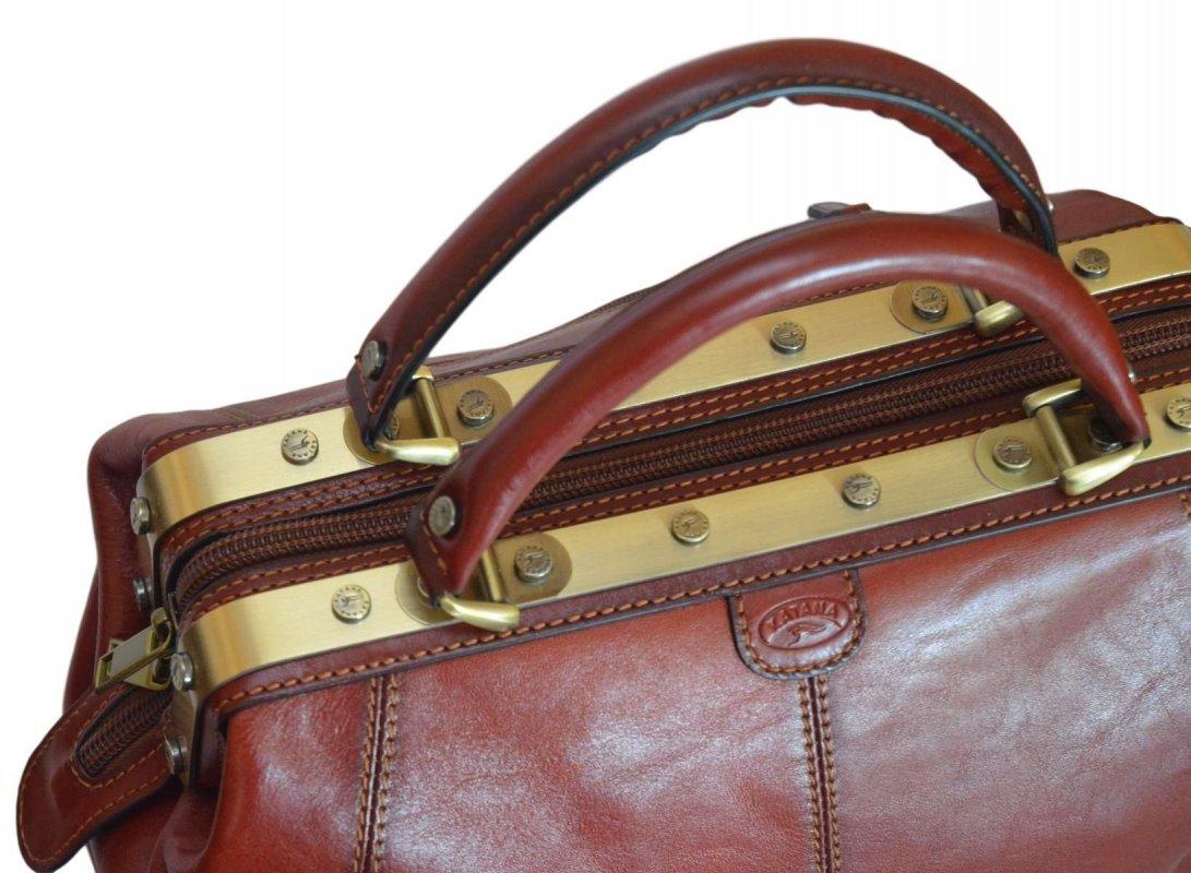 Katana Collet 1150 dámská brašna - doktorský kufřík 39 cm Noir