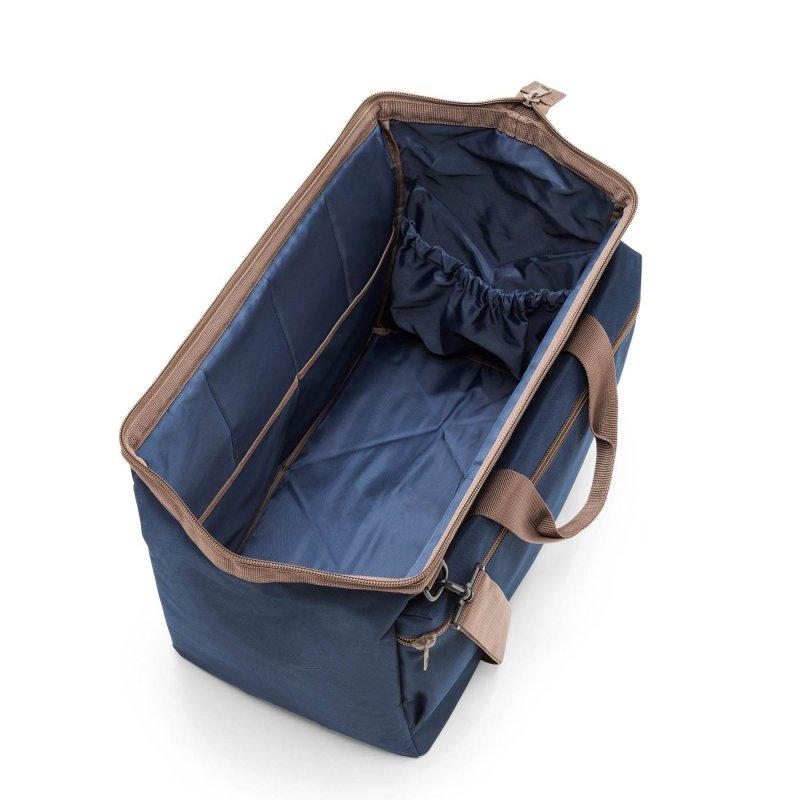 Reisenthel Allrounder L Pocket cestovní brašna 48 cm Dark Blue