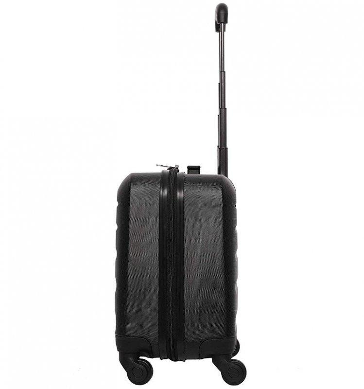 Kufr příruční na notebook AEROLITE WLB41-322 ABS - černá