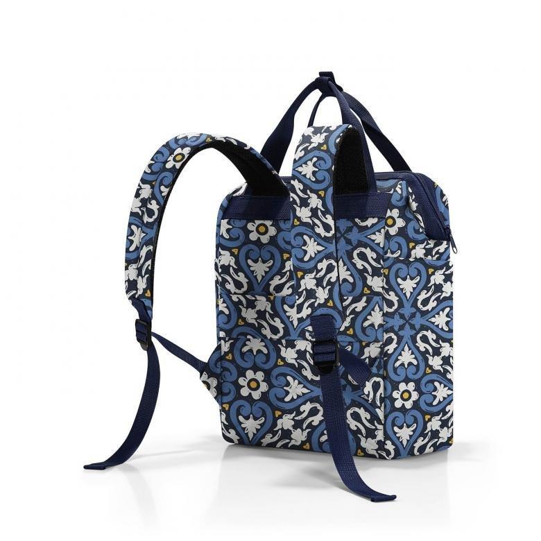 Reisenthel Allrounder R cestovní batoh/taška 12 l Floral 1