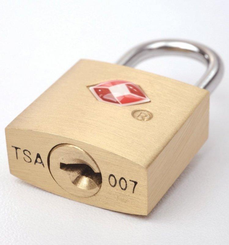 Bezpečnostní TSA zámek na zavazadla TravelBlue TB026