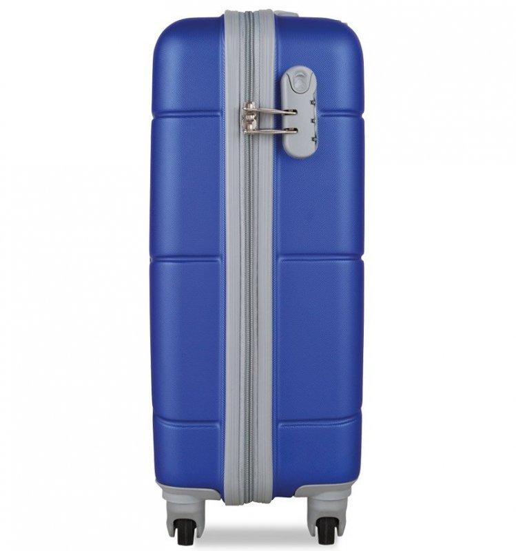 SUITSUIT Caretta Dazzling Blue sada 3 cestovních kufrů 75/65/55 cm