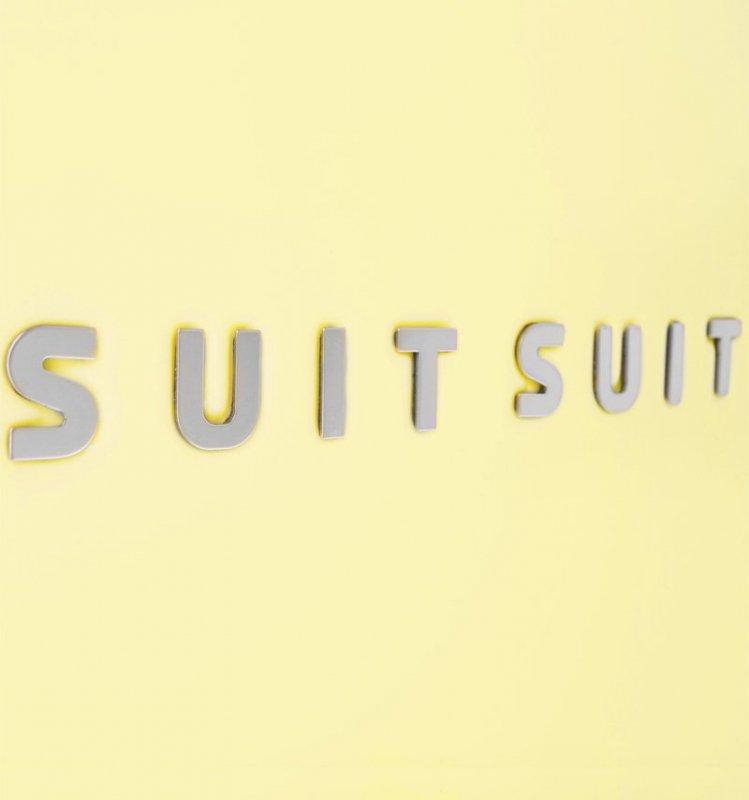 SUITSUIT Fabulous Fifties Mango Cream sada 3 cestovních kufrů TSA 77/67/55 cm